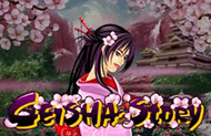 Игровой автомат Geisha Story