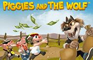 Игровой автомат Piggies And The Wolf