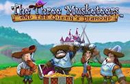 Игровой автомат The Three Musketeers