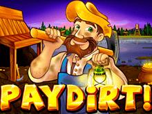 Играйте в слот PayDirt на реальные деньги в Вулкан