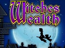 Виртуальный игровой автомат Witches Wealth от Microgaming
