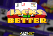 Виртуальный аппарат Jacks Or Better Multi-Hand Video Poker