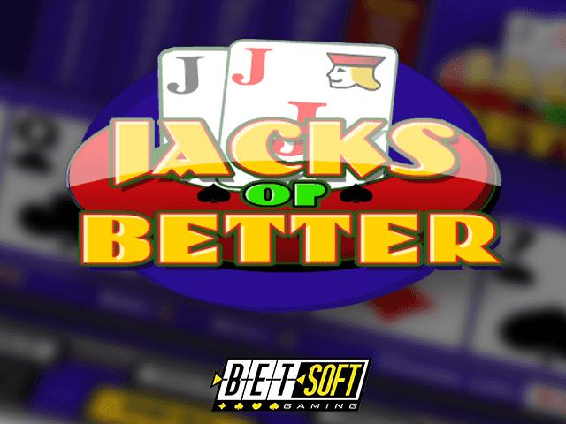 Виртуальный аппарат Jacks Or Better Multi-Hand Video Poker